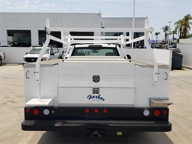 2020 Ford F-350 Regular Cab DRW 4x2, Harbor TradeMaster Service Body #LEE27584 - photo 9