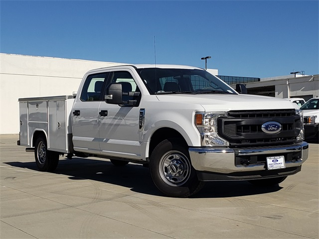 2020 Ford F-250 Crew Cab 4x2, Harbor Service Body #LEE34257 - photo 1