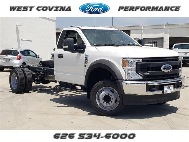 2020 Ford F-550 Regular Cab DRW 4x2, Cab Chassis #LEE48004 - photo 1