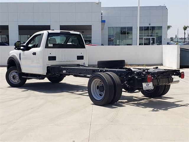 2020 Ford F-550 Regular Cab DRW 4x4, Cab Chassis #LEE48006 - photo 1