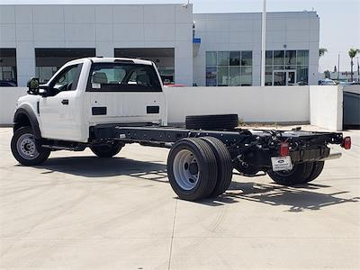 2020 Ford F-550 Regular Cab DRW 4x4, Cab Chassis #LEE48006 - photo 2