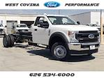2020 Ford F-550 Regular Cab DRW 4x4, Cab Chassis #LEE48007 - photo 1