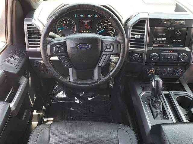 2015 Ford F-150 SuperCrew Cab 4x2, Pickup #LEE96104A - photo 5