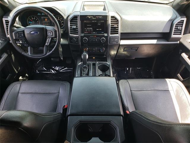 2015 Ford F-150 SuperCrew Cab 4x2, Pickup #LEE96104A - photo 6