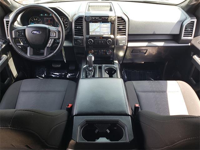 2018 Ford F-150 SuperCrew Cab 4x4, Pickup #LEE98476A - photo 6