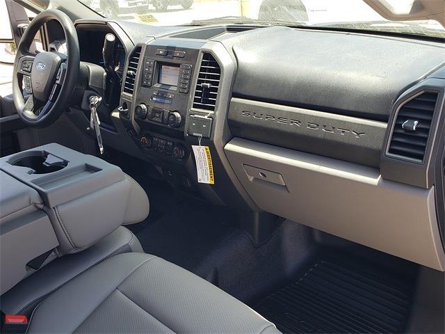 2021 Ford F-450 Regular Cab DRW 4x2, Harbor Black Boss Stake Bed #MDA03118 - photo 13