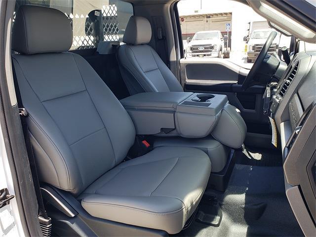 2021 Ford F-450 Regular Cab DRW 4x2, Harbor Black Boss Stake Bed #MDA03118 - photo 14