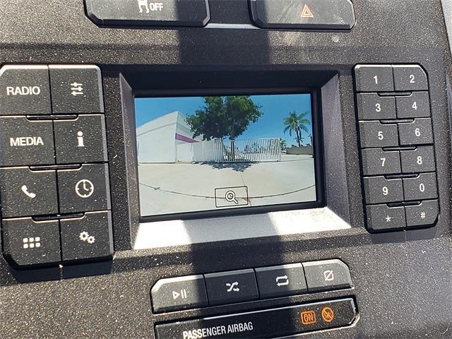 2021 Ford F-450 Regular Cab DRW 4x2, Harbor Black Boss Stake Bed #MDA03118 - photo 26