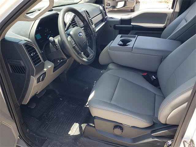 2021 Ford F-450 Regular Cab DRW 4x2, Harbor Black Boss Stake Bed #MDA03118 - photo 3
