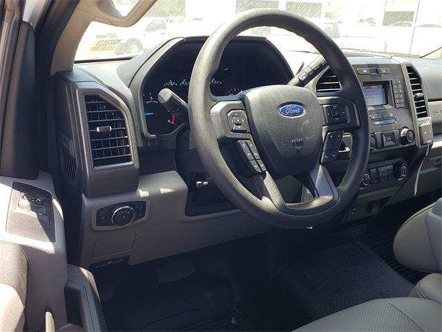 2021 Ford F-450 Regular Cab DRW 4x2, Harbor Black Boss Stake Bed #MDA03118 - photo 5