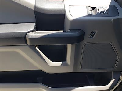 2021 Ford F-450 Regular Cab DRW 4x2, Harbor Black Boss Stake Bed #MDA03118 - photo 19