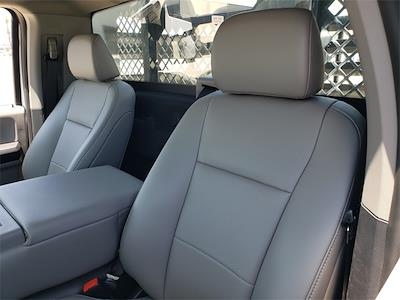 2021 Ford F-450 Regular Cab DRW 4x2, Harbor Black Boss Stake Bed #MDA03118 - photo 4