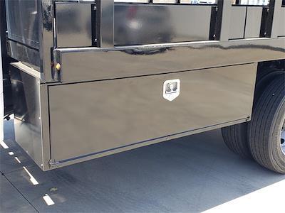 2021 Ford F-450 Regular Cab DRW 4x2, Harbor Black Boss Stake Bed #MDA03118 - photo 7