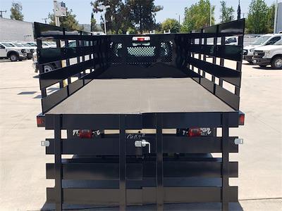 2021 Ford F-450 Regular Cab DRW 4x2, Harbor Black Boss Stake Bed #MDA03118 - photo 9