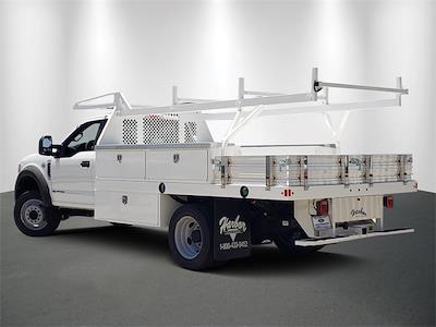 2021 Ford F-450 Regular Cab DRW 4x2, Harbor Contractor Body #MEC14305 - photo 2