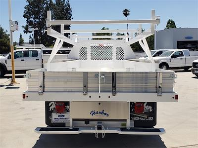 2021 Ford F-450 Regular Cab DRW 4x2, Harbor Contractor Body #MEC14305 - photo 9