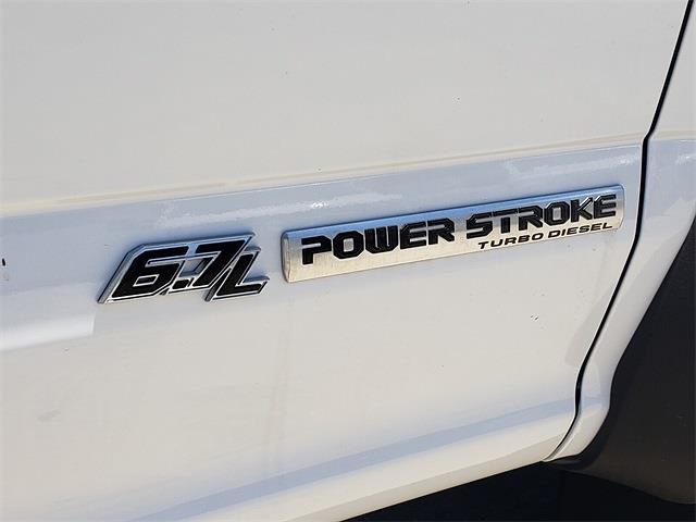 2021 Ford F-450 Regular Cab DRW 4x2, Harbor Black Boss Platform Body #MEC14306 - photo 15