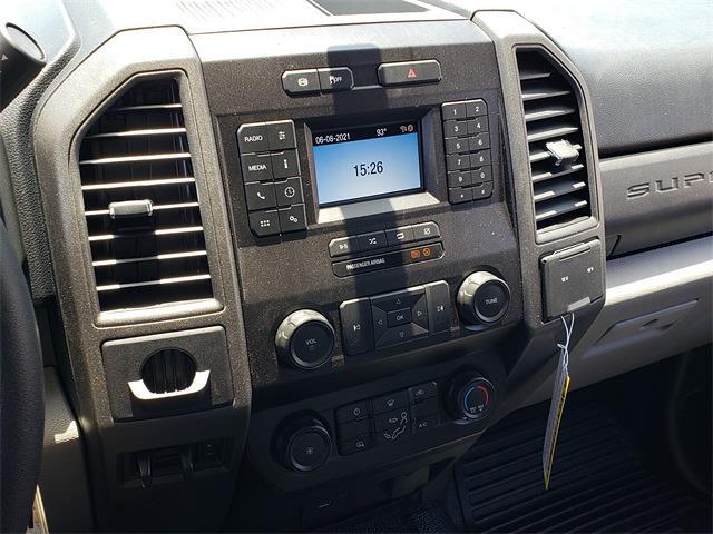 2021 Ford F-450 Regular Cab DRW 4x2, Harbor Black Boss Platform Body #MEC14306 - photo 27