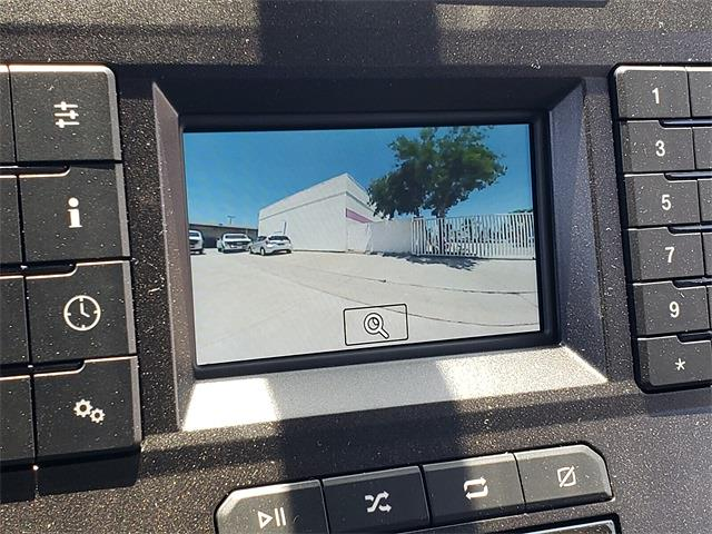 2021 Ford F-450 Regular Cab DRW 4x2, Harbor Black Boss Platform Body #MEC14306 - photo 28