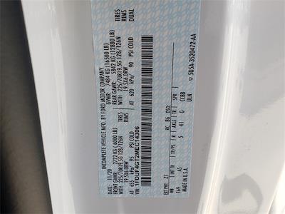2021 Ford F-450 Regular Cab DRW 4x2, Harbor Black Boss Platform Body #MEC14306 - photo 20