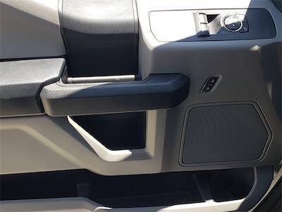 2021 Ford F-450 Regular Cab DRW 4x2, Harbor Black Boss Platform Body #MEC14306 - photo 21