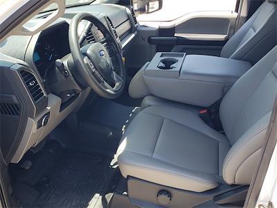 2021 Ford F-450 Regular Cab DRW 4x2, Harbor Black Boss Platform Body #MEC14306 - photo 3