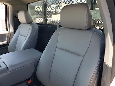 2021 Ford F-450 Regular Cab DRW 4x2, Harbor Black Boss Platform Body #MEC14306 - photo 4