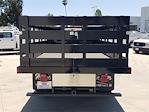 2021 Ford F-450 Regular Cab DRW 4x2, Harbor Black Boss Platform Body #MEC14306 - photo 10