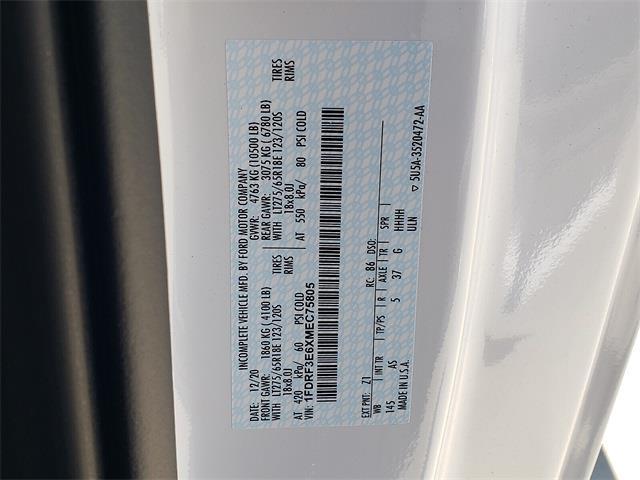 2021 Ford F-350 Regular Cab 4x2, Harbor TradeMaster Service Body #MEC75805 - photo 18