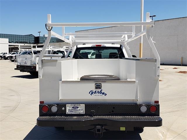 2021 Ford F-350 Regular Cab 4x2, Harbor TradeMaster Service Body #MEC75805 - photo 7