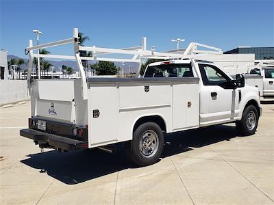 2021 Ford F-350 Regular Cab 4x2, Harbor TradeMaster Service Body #MEC75805 - photo 2