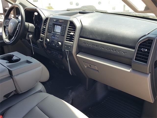 2021 Ford F-350 Regular Cab DRW 4x2, Harbor Black Boss Stake Bed #MEC75812 - photo 12