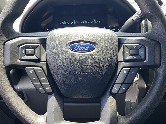 2021 Ford F-350 Regular Cab DRW 4x2, Harbor Black Boss Stake Bed #MEC75812 - photo 22
