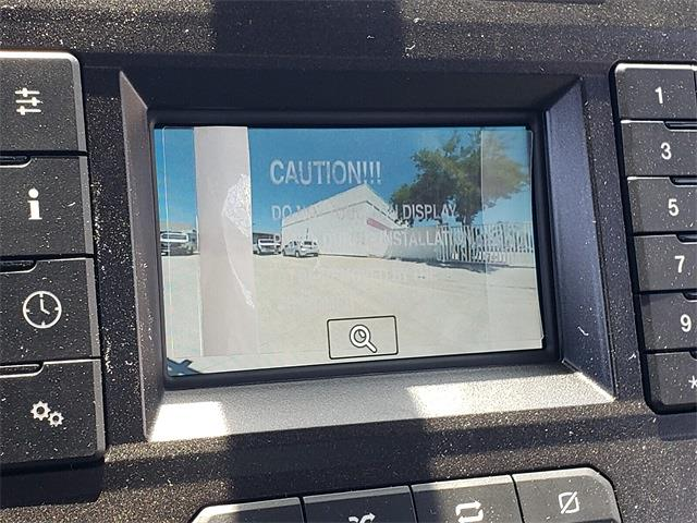 2021 Ford F-350 Regular Cab DRW 4x2, Harbor Black Boss Stake Bed #MEC75812 - photo 25