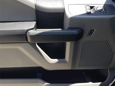 2021 Ford F-350 Regular Cab DRW 4x2, Harbor Black Boss Stake Bed #MEC75812 - photo 18
