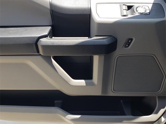 2021 Ford F-350 Regular Cab DRW 4x2, Harbor Black Boss Stake Bed #MEC75813 - photo 16
