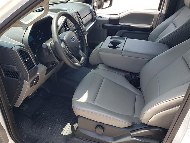 2021 Ford F-350 Regular Cab DRW 4x2, Harbor Black Boss Stake Bed #MEC75813 - photo 3