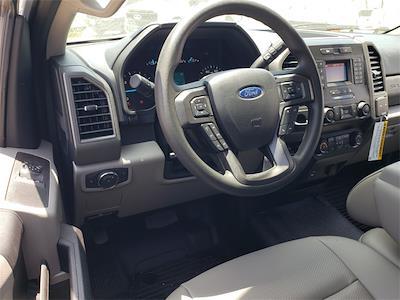 2021 Ford F-350 Regular Cab DRW 4x2, Harbor Black Boss Stake Bed #MEC75813 - photo 4