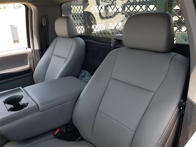 2021 Ford F-350 Regular Cab DRW 4x2, Harbor Black Boss Stake Bed #MEC75813 - photo 5