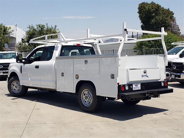 2021 Ford F-250 Super Cab 4x2, Cab Chassis #MEC75839 - photo 3