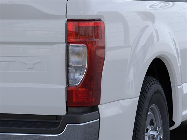 2021 Ford F-250 Super Cab 4x2, Cab Chassis #MEC75839 - photo 21