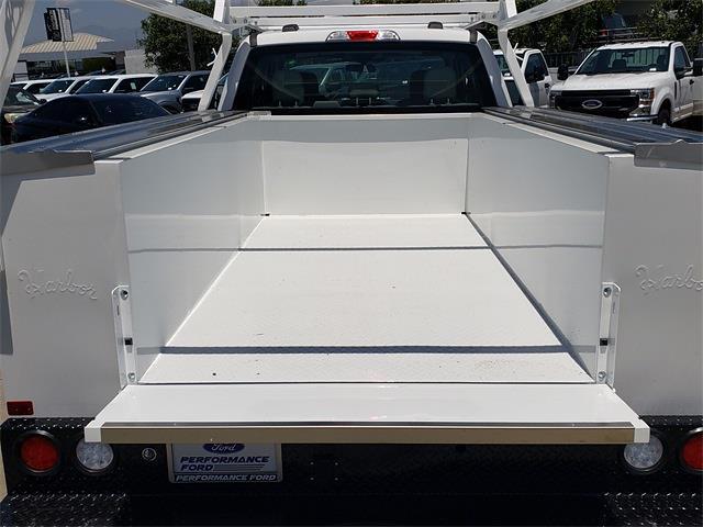 2021 Ford F-250 Super Cab 4x2, Harbor TradeMaster Service Body #MEC75839 - photo 10