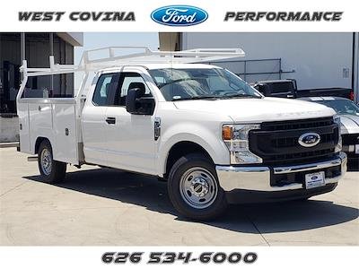 2021 Ford F-250 Super Cab 4x2, Cab Chassis #MEC75839 - photo 1