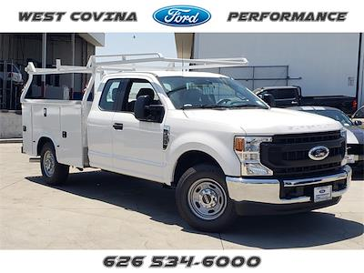 2021 Ford F-250 Super Cab 4x2, Cab Chassis #MEC76337 - photo 1