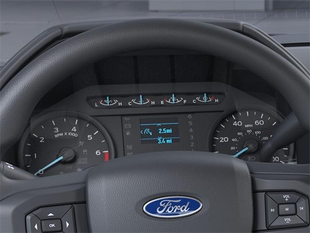 2021 Ford F-350 Crew Cab 4x2, Pickup #MEC82114 - photo 13