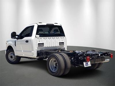 2021 F-350 Regular Cab DRW 4x2,  Cab Chassis #MED80289 - photo 2