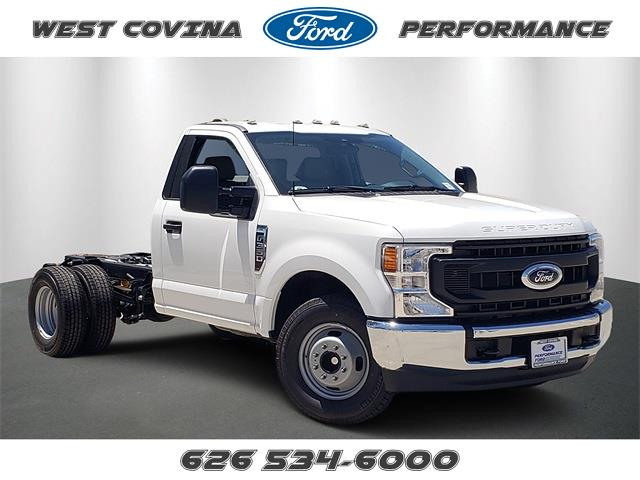 2021 Ford F-350 Regular Cab DRW 4x2, Cab Chassis #MED90929 - photo 1