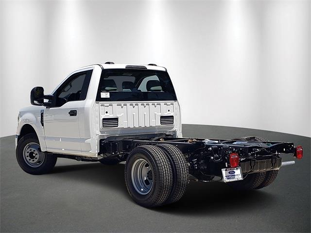 2021 F-350 Regular Cab DRW 4x2,  Cab Chassis #MED90929 - photo 2