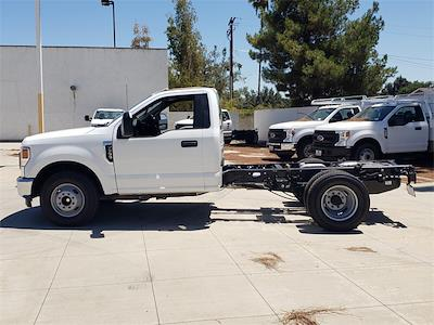 2021 F-350 Regular Cab DRW 4x2,  Cab Chassis #MED90929 - photo 6