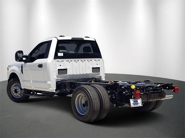 2021 Ford F-350 Regular Cab DRW 4x2, Cab Chassis #MEE14326 - photo 1